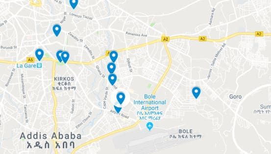 Addis Ababa in 36 Hours - Independent Travel - World Citizen